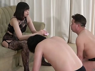 mldo-159 the cuckold masochist boyfriend show off the lover