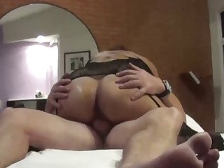 the way she moans when fuck in the ass