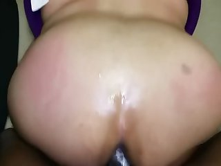 fat mexican bitch first lifetime anal...made her a beliver
